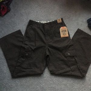 Brown boys Route 66 pants size 14
